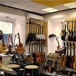 Музыкальные магазины Нефтегорска