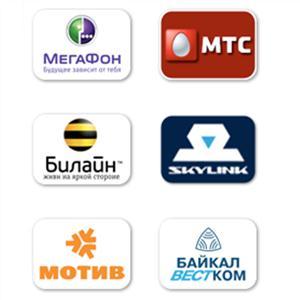 Операторы сотовой связи Нефтегорска